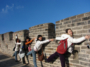 Beijing 1 Day Private Tour of Mutianyu Great Wall, Ming Tomb, exterior view of Bird nest and Water Cube