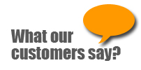 what our customers say?